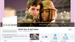 6040 Hair & Nail Salon Facebook
