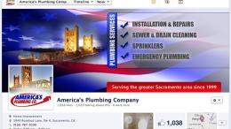 America's Plumbing Facebook