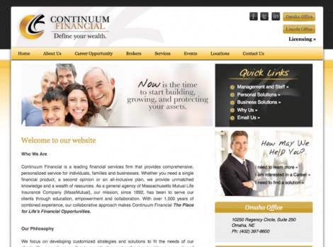 Continuum Financial