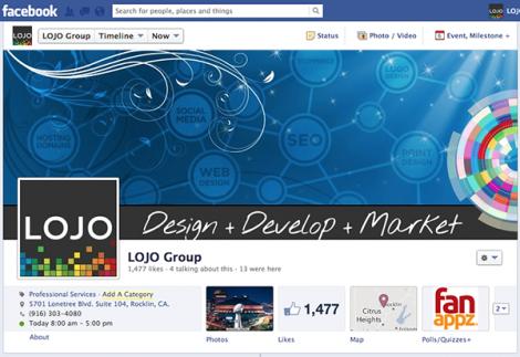 LOJO Group Facebook