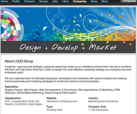 LOJO Group LinkedIn