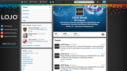 LOJO Group Twitter