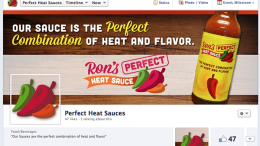 Ron's Perfect Heat Sauce Facebook